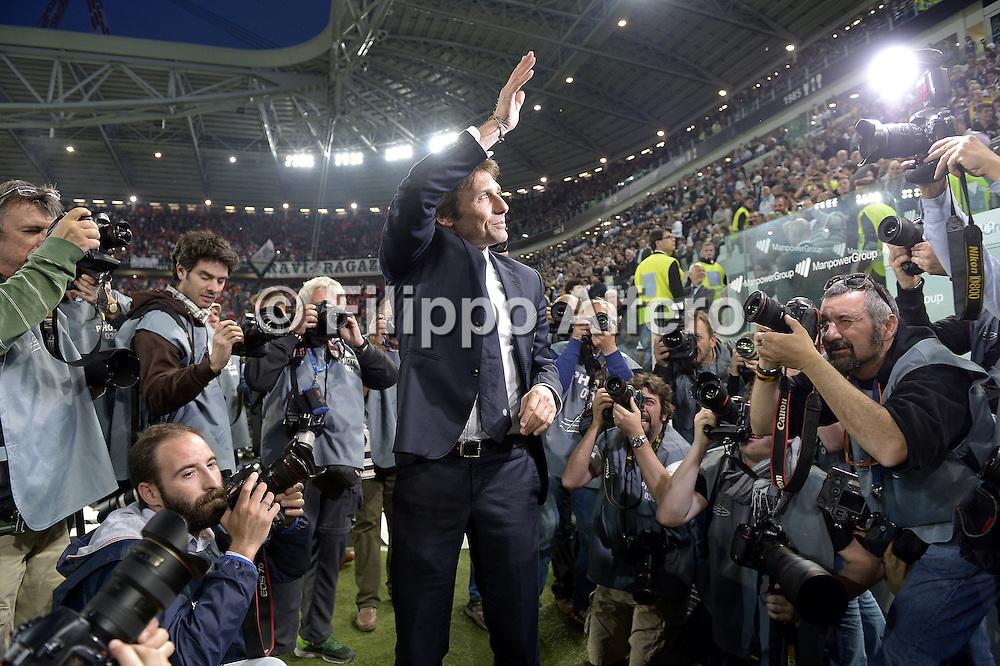 &copy; Filippo Alfero<br /> Juventus-Atalanta, Serie A 2013/2014<br /> Torino, 05/05/2014<br /> sport calcio<br /> Nella foto: