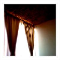Hotel Room Window. Tlaquepaque, MX. 4/15/09 (iPhone image)