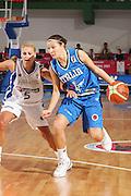 DESCRIZIONE : Chieti Italy Italia Eurobasket Women 2007 Grecia Italia Greece Italy <br /> GIOCATORE : Giorgia Sottana <br /> SQUADRA : Nazionale Italia Donne Femminile <br /> EVENTO : Eurobasket Women 2007 Campionati Europei Donne 2007<br /> GARA : Grecia Italia Greece Italy <br /> DATA : 25/09/2007 <br /> CATEGORIA : Palleggio<br /> SPORT : Pallacanestro <br /> AUTORE : Agenzia Ciamillo-Castoria/S.Silvestri <br /> Galleria : Eurobasket Women 2007 <br /> Fotonotizia : Chieti Italy Italia Eurobasket Women 2007 Grecia Italia Greece Italy <br /> Predefinita :