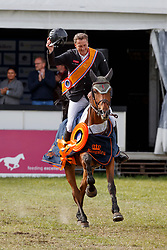 Houtzager Marc, NED, Sterrehofs Calimero<br /> Seniors <br /> Nederlands Kampioenschap Jumping - Mierlo <br /> © Hippo Foto - Dirk Caremans<br /> 23/04/2017