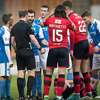 St Johnstone v Dundee…30.12.17…  McDiarmid Park…  SPFL<br />