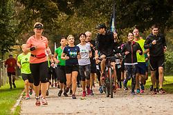 Priprave na Ljubljanski maraton 2018, on September 22, 2018 in Ljubljana, Slovenia. Photo Credit Grega Valancic