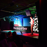 Matthew Loper speaks at TEDx Piscataqua, May 6, 2015 at 3S Artspace in Portsmouth NH