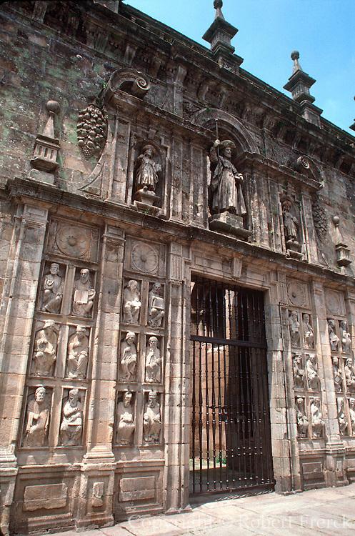 SPAIN, SANTIAGO COMPOSTELA Cathedral 'Puerta Santa' holy door