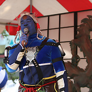 2011 Seattle Chinatown International District Dragon Fest Anime Costume Contest.