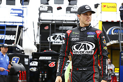 March 10, 2018 - Avondale, Arizona, United States of America - March 10, 2018 - Avondale, Arizona, USA: Trevor Bayne (6) hangs out in the garage during practice for the Ticket Guardian 500(k) at ISM Raceway in Avondale, Arizona. (Credit Image: © Chris Owens Asp Inc/ASP via ZUMA Wire)