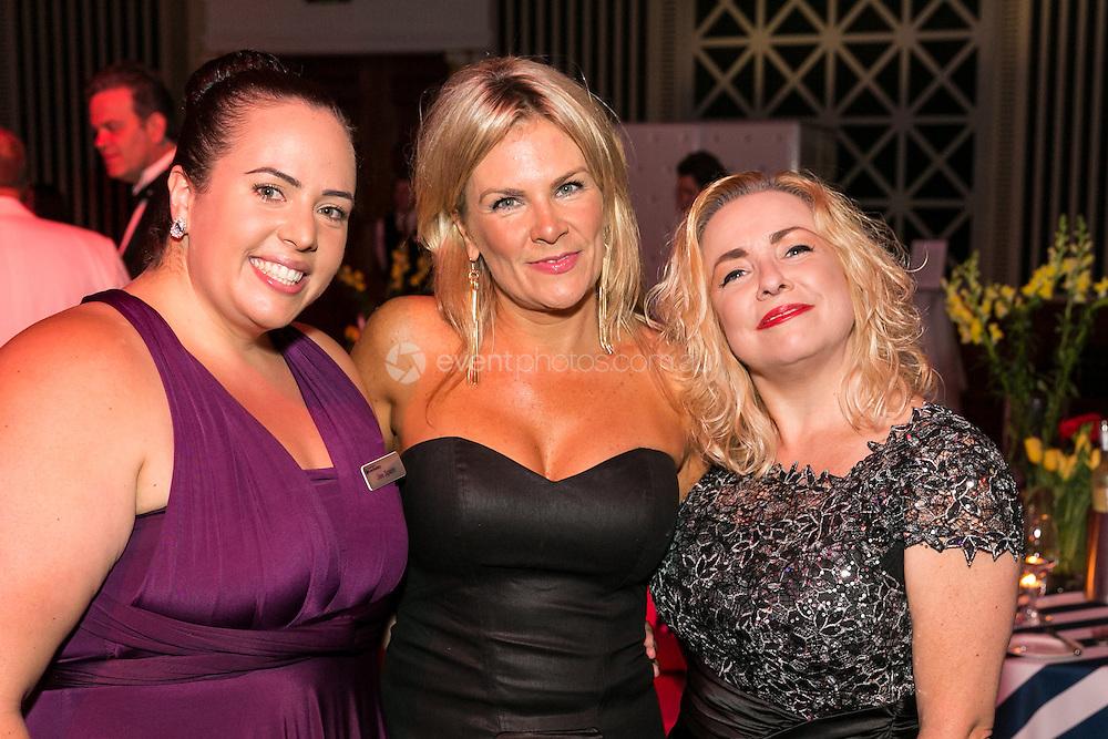 QLS Annual Ball. Brisbane City Hall. 2014. Photo: Pat Brunet/Event Photos Australia Pty Ltd