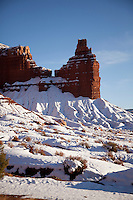Scenic image of Capitol Reef National Park.