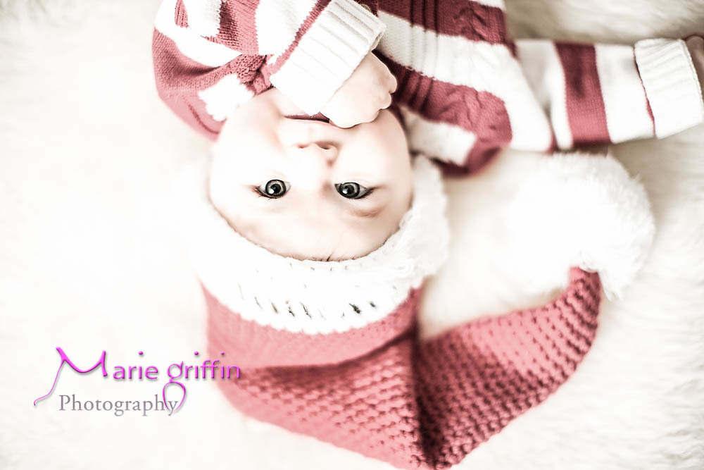 Evngeline Invergo 6 month photo session on Nov. 15, 2015.<br /> Photography by: Marie Griffin Dennis/Marie Griffin Photography<br /> mariegriffinphotography.com<br /> mariefgriffin@gmail.com