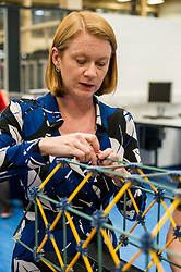 Pictured: Shirley-Anne Somerville<br /> Minister for Higher Education, Shirley-Anne Somerville ,MSP, visited Heriot-Watt universiry today and met S5 and S6 pupils from Edinburgh, Forth Valley, Fife and the Lothians taking part in a week of activities to give them an idea what life at a university might be like.<br /> Ger Harley   EEm 26 July  2017