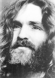 A portrait of American criminal Charles Manson. 1970s (Credit Image: © Mondadori Portfolio via ZUMA Press)