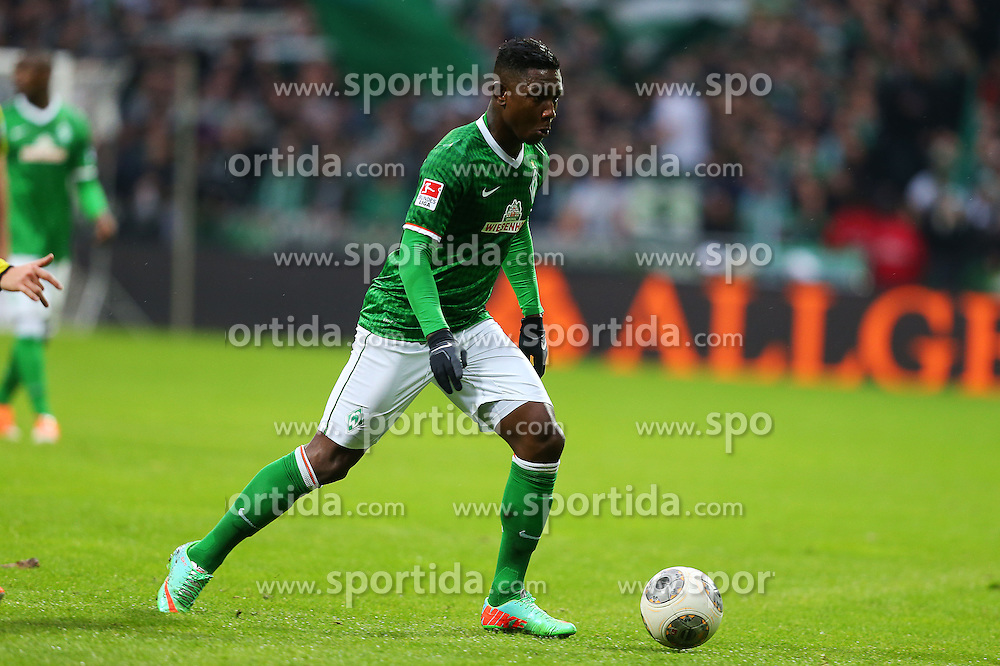 Football: Germany, 1. Bundesliga<br /> Eljero Elia (SV Werder Bremen)