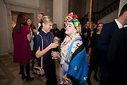 GEORGIA DEHN, ; BETHAN LAURA WOOD; Wallpaper Design Awards 2012. 10 Trinity Square<br /> London,  11 January 2011.
