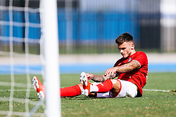 Jamie Paterson of Bristol City during the 2nd leg of the match after the previous day's game was abandoned at half time due to extreme weather - Rogan/JMP - 14/07/2019 - IMG Academy, Bradenton - Florida, USA - Bristol City v Derby County - Pre-Season Tour Day 3.
