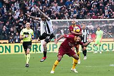 Udinese v Roma - 24 Nov 2018