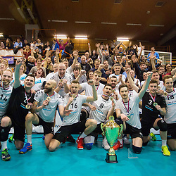 20170319: SLO, Volleyball - Slovenian Volleyball Men Cup Final, ACH Volley vs Calcit