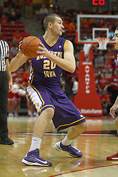 05 January 2013:  Jake Koch during an NCAA Missouri Valley Conference (MVC) mens basketball game between the Northern Iowa Panthers and the Illinois State Redbirds in Redbird Arena, Normal IL