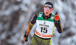 27.11.2016, Nordic Arena, Ruka, FIN, FIS Weltcup Langlauf, Nordic Opening, Kuusamo, Herren, im Bild Sebastian Eisenlauer (GER) // Sebastian Eisenlauer of Germany during the Mens FIS Cross Country World Cup of the Nordic Opening at the Nordic Arena in Ruka, Finland on 2016/11/27. EXPA Pictures © 2016, PhotoCredit: EXPA/ JFK