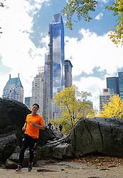 02-11-2013 ALGEMEEN: BVDGF NY MARATHON: NEW YORK <br /> Parcours verkenning en laatste training in het Central Park / Geert Jan Derikx<br /> ©2013-FotoHoogendoorn.nl