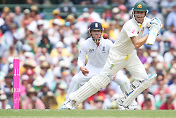 © Licensed to London News Pictures. 03/01/2014. Michael Clarke during the 5th Ashes Test Match between Australia Vs England at the SCG on 03 January, 2013 in Melbourne, Australia. Photo credit : Asanka Brendon Ratnayake/LNP