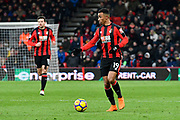 Junior Stanislas (19) of AFC Bournemouth during the Premier League match between Bournemouth and West Bromwich Albion at the Vitality Stadium, Bournemouth, England on 17 March 2018. Picture by Graham Hunt.