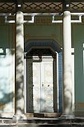 chinesisches Teehaus, Schlosspark Pillnitz, Pillnitz, Dresden, Sächsische Schweiz, Elbsandsteingebirge, Sachsen, Deutschland | chinese teat pavillon, Pillnitz Castle Gardens, Pillnitz, Dresden, Saxon Switzerland, Saxony, Germany