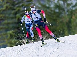 16.01.2020, Chiemgau Arena, Ruhpolding, GER, IBU Weltcup Biathlon, Sprint, Herren, im Bild Tarjei Boe (NOR) // Tarjei Boe of Norway during the men's sprint competition of BMW IBU Biathlon World Cup at the Chiemgau Arena in Ruhpolding, Germany on 2020/01/16. EXPA Pictures © 2020, PhotoCredit: EXPA/ Stefan Adelsberger