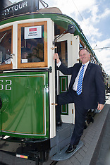 Christchurch-Prime Minister opens new tramway extension around CBD