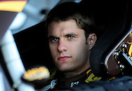 Nov 12, 2010; Avondale, AZ, USA; NASCAR Sprint Cup Series driver David Ragan (6) sits in his car during qualifying for the Kobalt Tool 500 at Phoenix International Raceway. Mandatory Credit: Jennifer Stewart-US PRESSWIRE