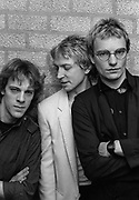 The Police - Group - London 1979