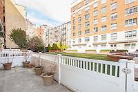 Garden at 516 West 47th Street