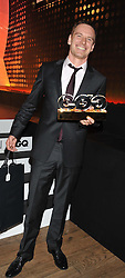 MICHAEL FASSBENDER winner of the GQ Actor of The Year Award at the GQ Men of The Year Awards 2012 held at The Royal Opera House, London on 4th September 2012.