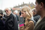 Lendemain des attentats à Paris du 13 novembre 2015