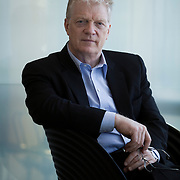 Sir Ken Robinson in Los Angeles, CA where he keeps an office when he is not traveling the world speaking about the need to transform education.