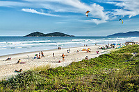 Praia do Campeche. Florianópolis, Santa Catarina, Brasil. / Campeche Beach. Florianópolis, Santa Catarina, Brazil.