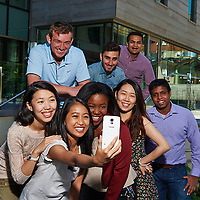 University of Toronto Arts & Science Year in Review, Student selfie University of Toronto