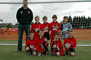 Chinnor FC Football Tournament.14-5-2005.