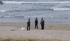 Tauranga-Body found on Mt Maunganui Beach