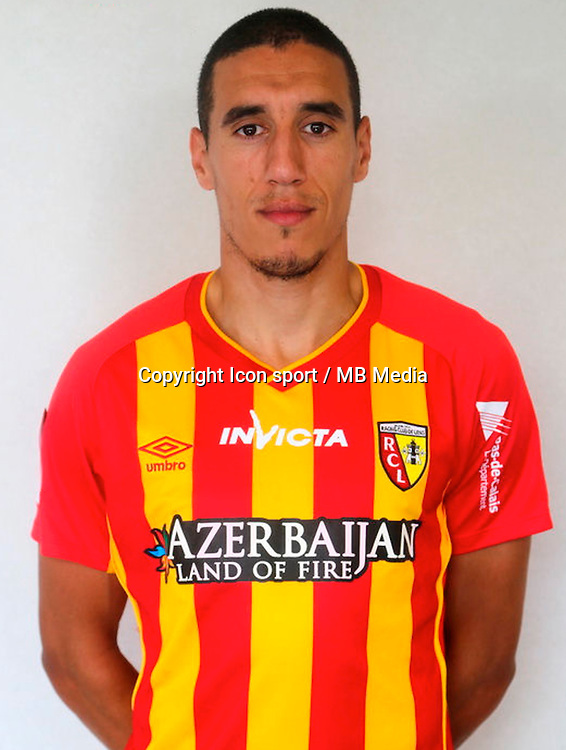 Alharbi EL JADEYAOUI - 29.10.2014 - Portrait Lens - Ligue 1 -<br /> Photo : Icon Sport