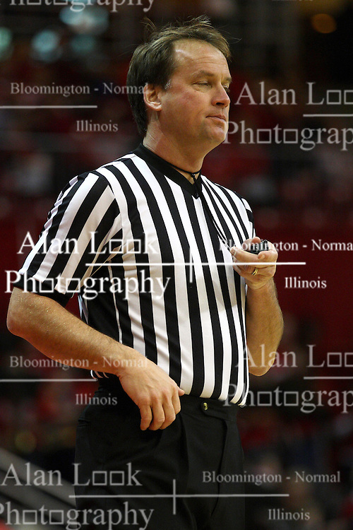 05 January 2013:  John Higgins during an NCAA Missouri Valley Conference (MVC) mens basketball game between the Northern Iowa Panthers and the Illinois State Redbirds in Redbird Arena, Normal IL