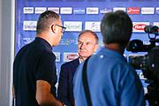 Gianni Perucci<br /> Raduno Nazionale Maschile Senior<br /> Raduno Giorno 4 <br /> Folgaria 25/07/2017<br /> Foto Ciamillo-Castoria/ A.Gilardi