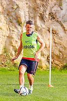 Jeremy TOULALAN  - 29.06.2015 - Reprise Entrainement de Monaco  - 2015/2016<br />Photo : Jc Magnenet / Icon Sport