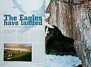 Spread, On The Edge Magazine