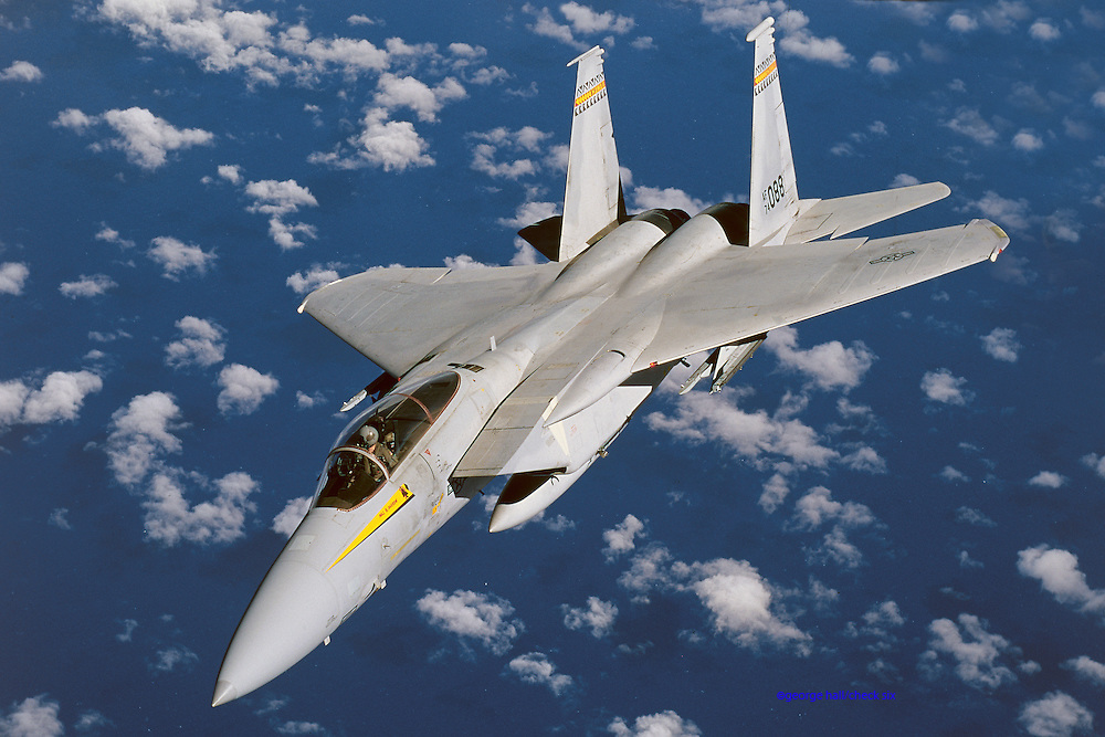 F-15A Eagle, Hawaii ANG