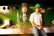 Pedro Biagi of the Biagi Sugar family sees a bright future as Brazil and the world  are lining up to buy ethanol from the family owned sugar mill, the second largest in the world...