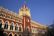 The Law Courts, built by the Raj, Calcutta