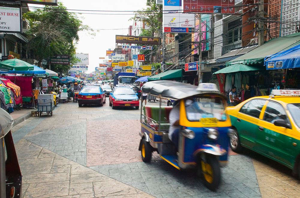 Khaosan Road Bangkok Thailand&amp;#xA;<br />