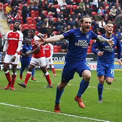Rotherham United v Peterborough United