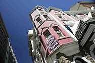 The Purple Turtle, an icon of Long Street in Cape Town, Western Cape South Africa.Photo by: Ron Gaunt/SPORTZPICS