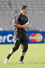 Auckland-Rugby, RWC All Blacks captains run